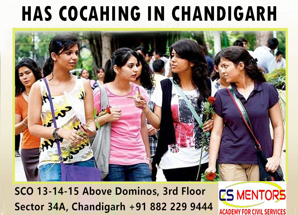 HAS Coaching Chandigarh